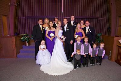 Haley and David Isaacs Wedding Proofs