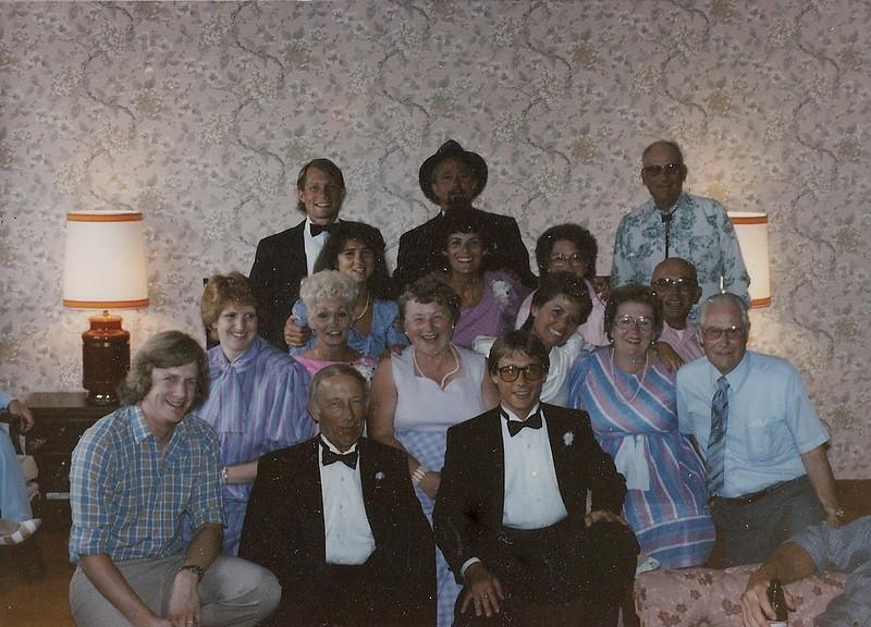 Jeff & Peggy  7/27/1985