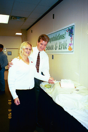 2003 Zentmyer Reception