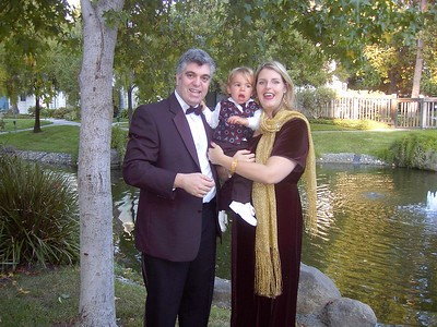 Fareed and Melissa's wedding: 10/2/04