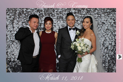 Farrah & Tommy Wedding - March 11, 2018