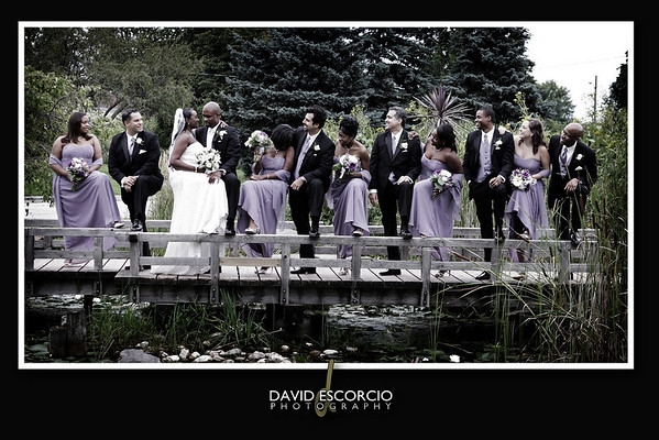 Bridal Party Bridge