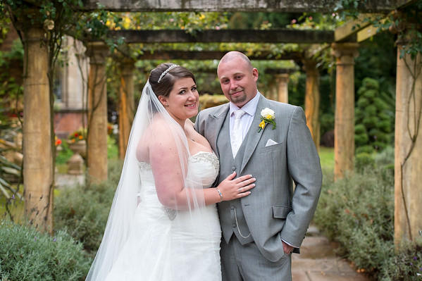 Faye & Lee  at Moxhull Hall Sutton Coldfield