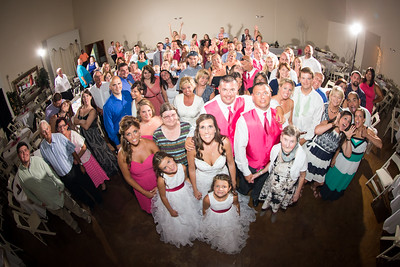 Mallory & Allen's wedding day at Castle Hill Winery in Woodford County 7.12.14.