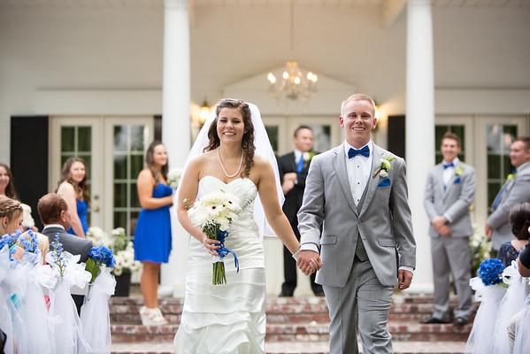 Dillon & Rachelle Wedding
