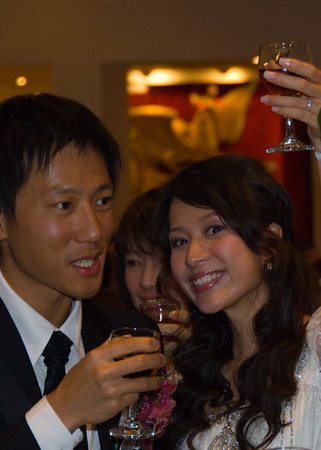Feb 2007 - May and Andrews Wedding