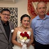 Wedding of Felix Machiridza and Marecris Salinas Vista (Mimi)
