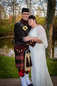 Jacqueline & Scott Furguson Wedding