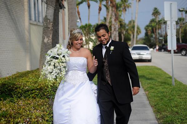 Festa-Badal wedding