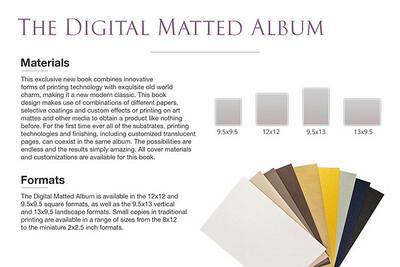 Digital Matted
