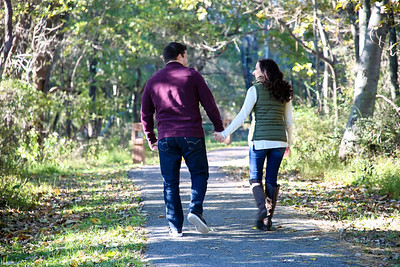 Danielle and Michael Engagement Photos