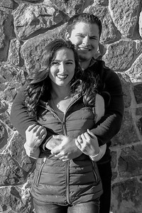 Danielle and Michael Engagement Photos