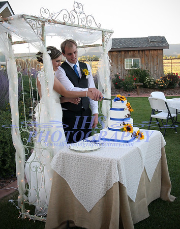 Fisher Wedding Cake