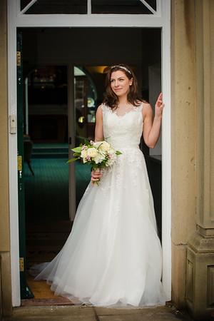 Fixby Hall wedding shoot