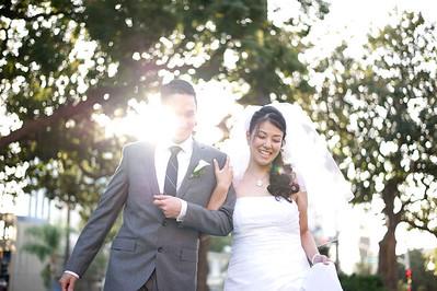Fletcher & Shiho Married