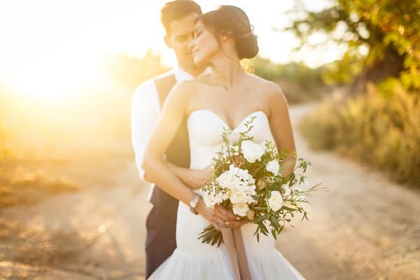 Floras Farm Wedding - Laurel & Michael