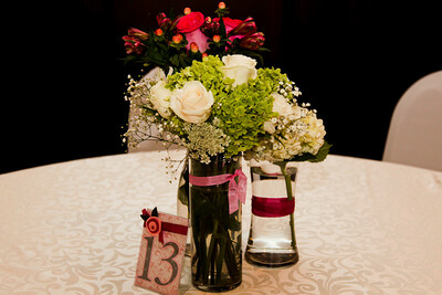 Flower Arrangements for Melissa