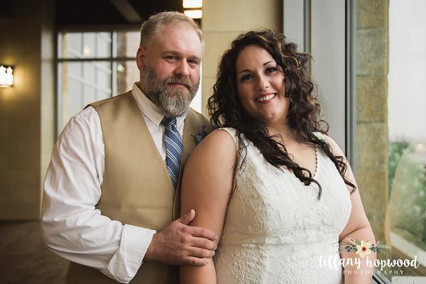 Fort Worth Elopement Wedding- Celesta & Doug