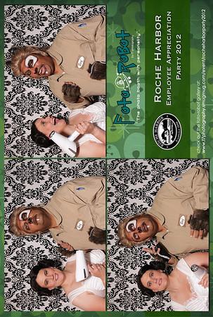 Roche Harbor Employee Party 2012