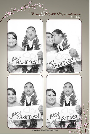 Fran + Matt (Luxe Photo Booth)