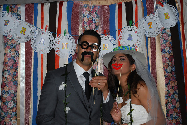 Frances and Nathan Photo Booth March 13th, 2014
