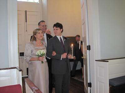 Frank the Tank's wedding 10.16.10