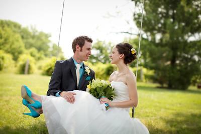 Franzen Wedding- Summer 2012