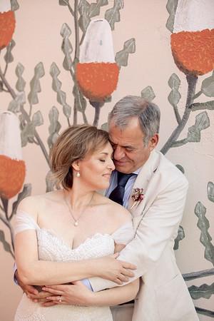 Dora + Manuel's Wedding