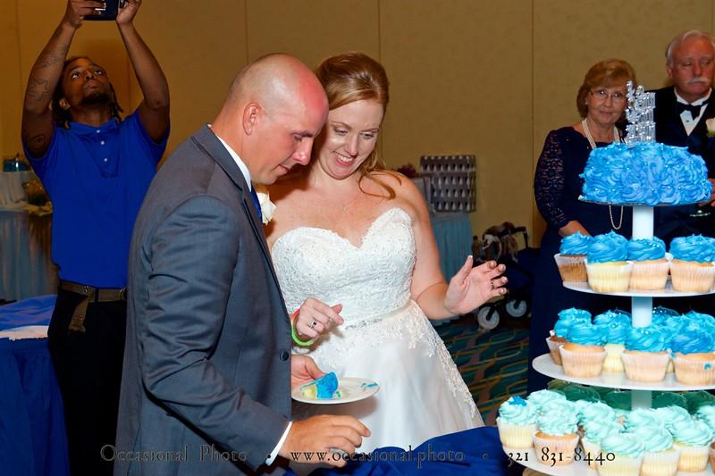 Freeman–Mireles Wedding