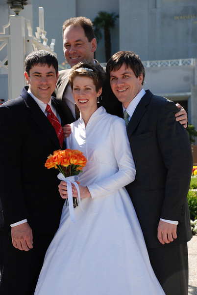 Richard, Byron, and Matt