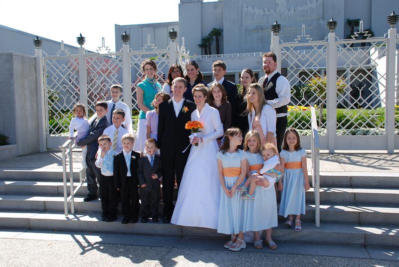 The Jespersen grandkids.