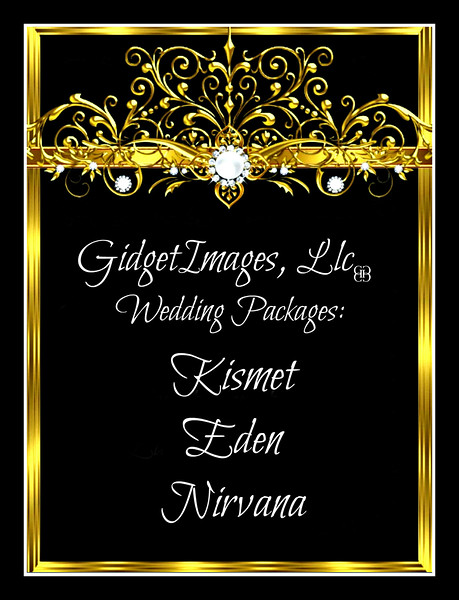 Names of Wedding Packages