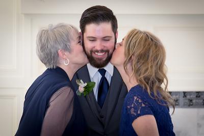 Clark - Bridal Party & Family