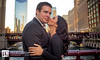 Chicago Engagement   Gabriella + Tom by Peer Canvas Photography & Films