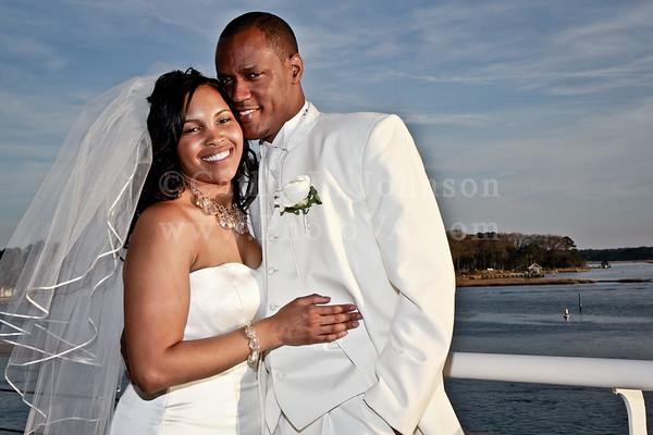 Gabrielle + Gregory: Virginia Beach Wedding Photography