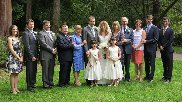 Gaia & Matt's Wedding