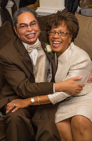 Beverly & Jeffrey Wedding