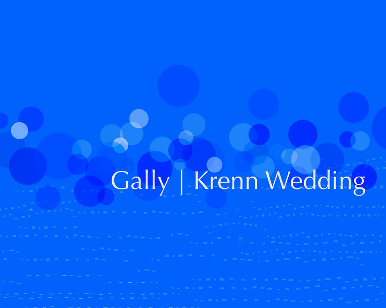 Gally Krenn Wedding