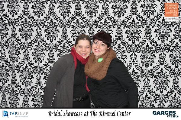 Garces Bridal Expo at the Kimmel Center