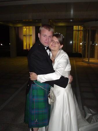 Gareth & Nicky - 2004