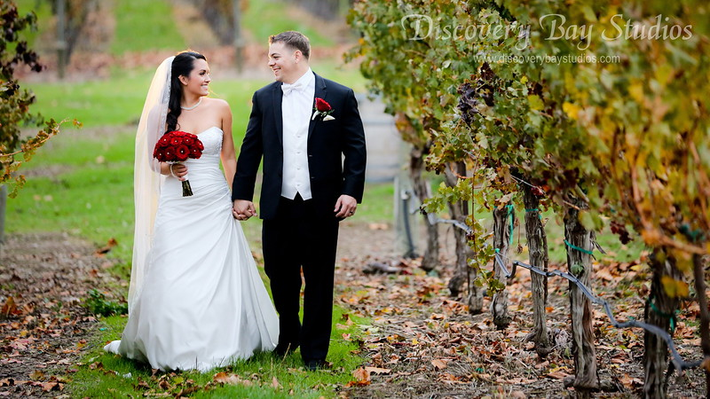 Garre Winery Wedding Samantha & Justin