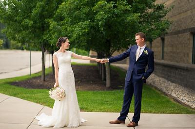 Garren and Kristin   Wedding