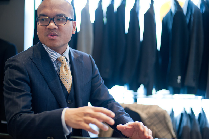 Christopher Luk Wedding 2011 - Garrison Bespoke - Toronto Custom Suit Shirt Tuxedo Sportcoat Overcoat Shoes Tailors 002