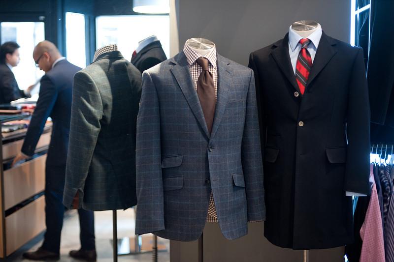 Christopher Luk Wedding 2011 - Garrison Bespoke - Toronto Custom Suit Shirt Tuxedo Sportcoat Overcoat Shoes Tailors 003