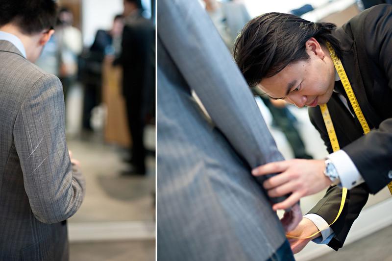 Christopher Luk Wedding 2011 - Garrison Bespoke - Toronto Custom Suit Shirt Tuxedo Sportcoat Overcoat Shoes Tailors - Composite 003 S