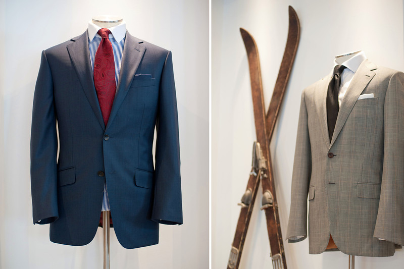 Christopher Luk Wedding 2011 - Garrison Bespoke - Toronto Custom Suit Shirt Tuxedo Sportcoat Overcoat Shoes Tailors - Composite 002
