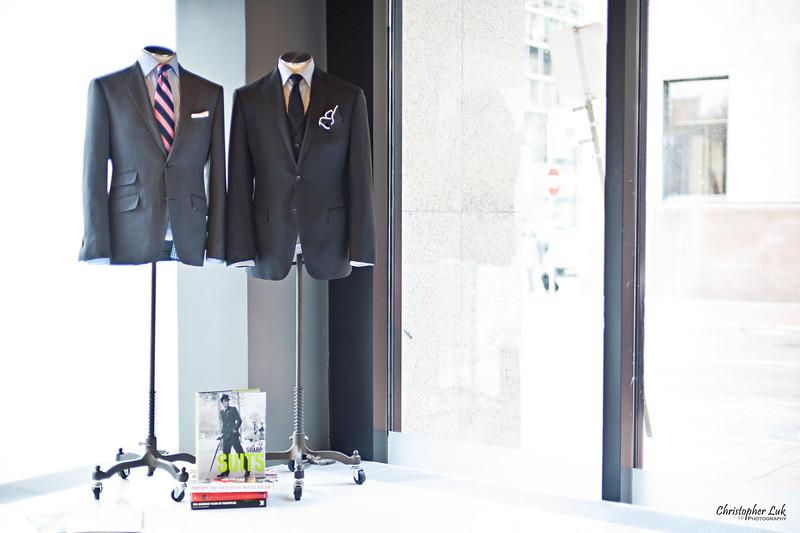 Christopher Luk Wedding 2011 - Garrison Bespoke - Toronto Custom Suit Shirt Tuxedo Sportcoat Overcoat Shoes Tailors 007 PS CLP S