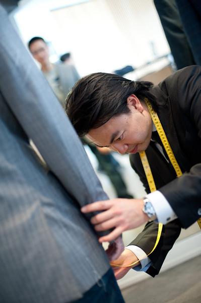 Christopher Luk Wedding 2011 - Garrison Bespoke - Toronto Custom Suit Shirt Tuxedo Sportcoat Overcoat Shoes Tailors 018