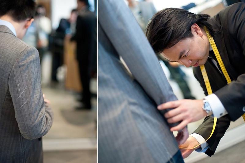 Christopher Luk Wedding 2011 - Garrison Bespoke - Toronto Custom Suit Shirt Tuxedo Sportcoat Overcoat Shoes Tailors - Composite 003