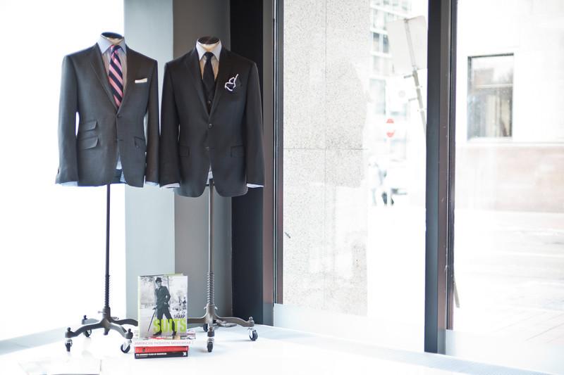 Christopher Luk Wedding 2011 - Garrison Bespoke - Toronto Custom Suit Shirt Tuxedo Sportcoat Overcoat Shoes Tailors 007
